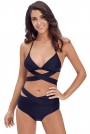 navy-blue-sexy-cut-out-2pcs-swimwear