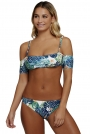 tropical-print-spaghetti-straps-cold-shoulder-swimsuit